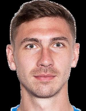 Sergey Kostin - Player profile 21/22
