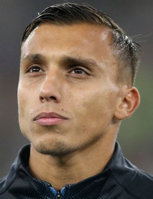 Mathías Suárez