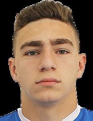 Garrik Levin - Player profile 21/22