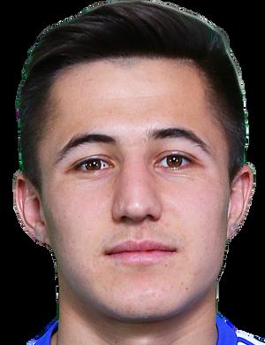 Oybek Bozorov - National team